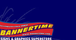 The Bannertime Store